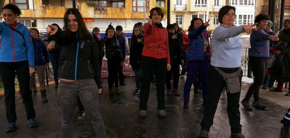 Durango bailará el domingo contra la violencia de género