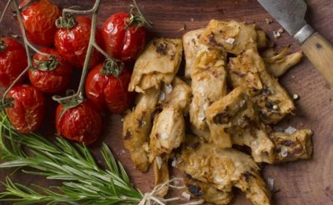 Heura, el revolucionario nuevo ingrediente vegetal que parece pollo