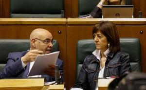 El PSE reclama que el Parlamento vasco asuma la legislación fiscal en Euskadi