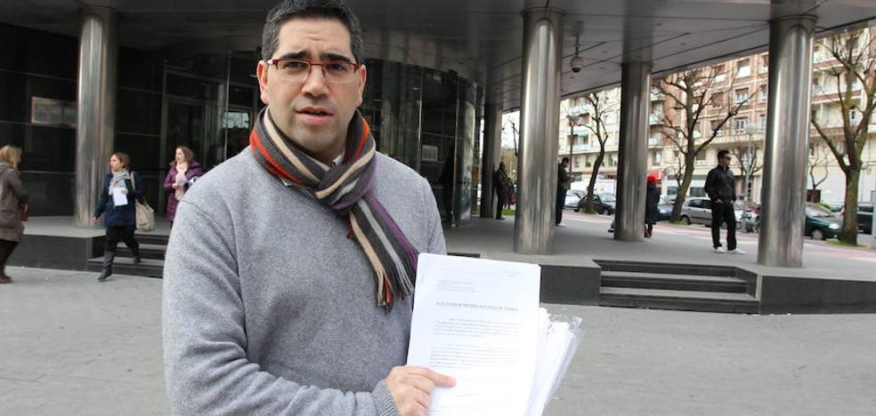 Ioseba Martínez de Guereñu deja la presidencia de la asociación vecinal Salburua Burdinbide