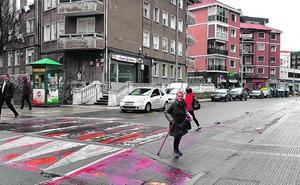 Leioa descarta incluir el trazado del tranvía en las obras para peatonalizar Sabino Arana
