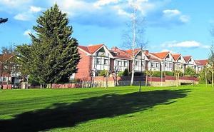 Loiu reserva el sector de Hariztondo para la construcción de 400 viviendas