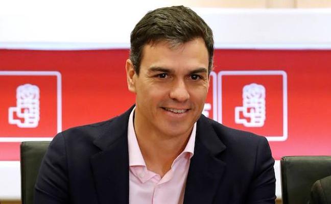 Pedro Sánchez participará el próximo miércoles en Bilbao en una asamblea abierta con militantes