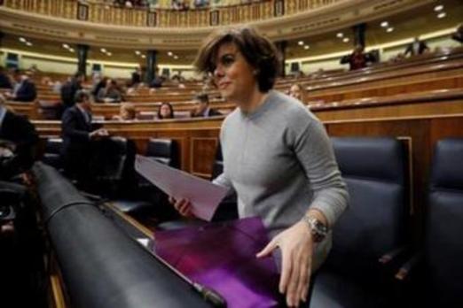Santamaría rechaza el derecho a decidir pero evita criticar la propuesta del PNV