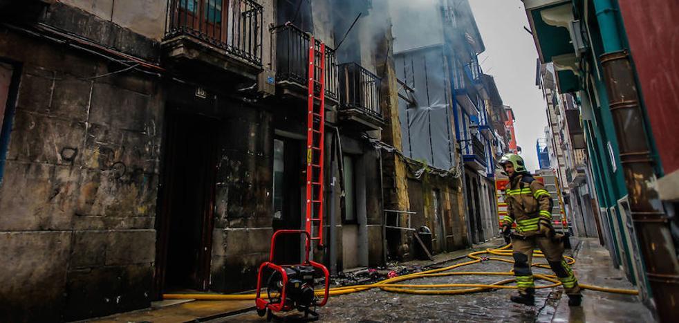 Bermeo reitera la necesidad de un retén permanente de bomberos en la localidad
