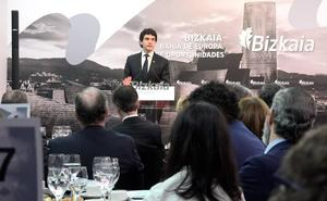 La Diputación de Bizkaia hace un despliegue en Madrid para atraer nuevas inversiones