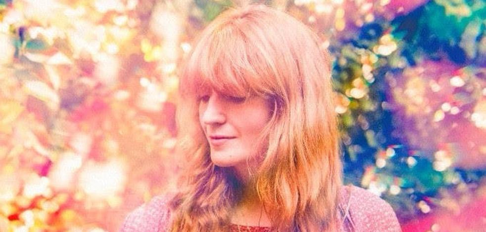 Florence + The Machine cierra el cartel del Bilbao BBK Live 2018