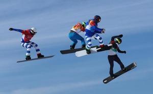 Una caída deja al vasco Lucas Eguibar sin medalla en los Juegos