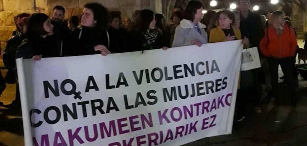 La violencia machista «asquea» a la Plataforma Feminista