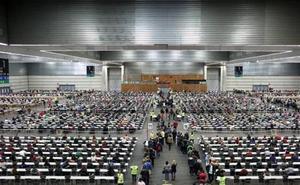 Osakidetza abre la inscripción para la OPE de 3.335 plazas en primavera