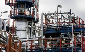 Sua eta kea automatikoki detektatzeko teknologia instalatu dute Petronorren