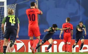 La Real Sociedad sigue sin despegar y el Atlético sentencia en Copenhague