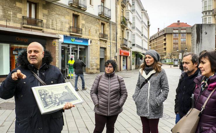 Voz para el legado de Olaguíbel en Vitoria