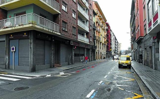 Aplican 22 puntos a un joven bilbaíno tras recibir un botellazo en el Carnaval de Tolosa