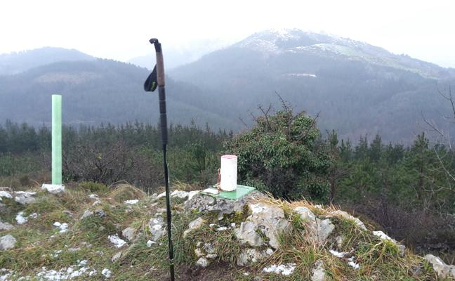 Rutas de montaña: Galarregi (596 m.)