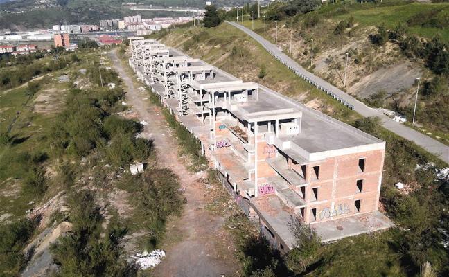 Barakaldo recupera tras siete años el proyecto urbanístico de La Dinamita
