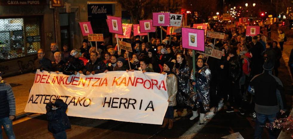 Urtaran media para facilitar la llegada de los 'pichis' a Asteguieta