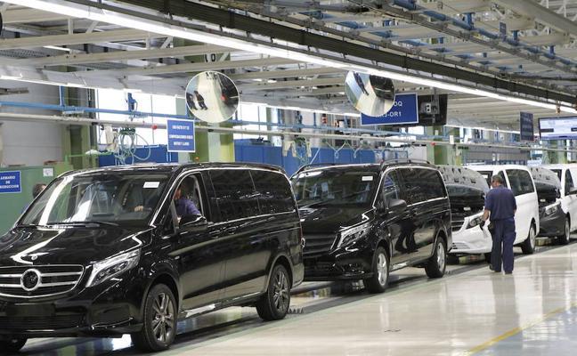 El Tribunal Superior vasco considera improcedente un despido en Mercedes