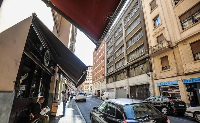 Comienzan en abril las obras para convertir una nave de Bilbao en un hotel de 35 apartamentos