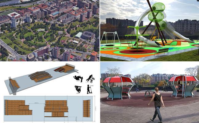 Así será el 'nuevo' Parque Europa