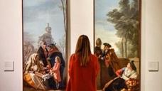 Goya se instala en el Bellas Artes de Bilbao
