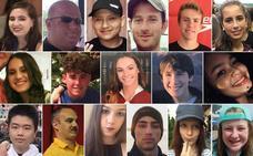 Un profesor de geografía, un inmigrante venezolano, una estrella de la natación: las víctimas del ataque en Florida