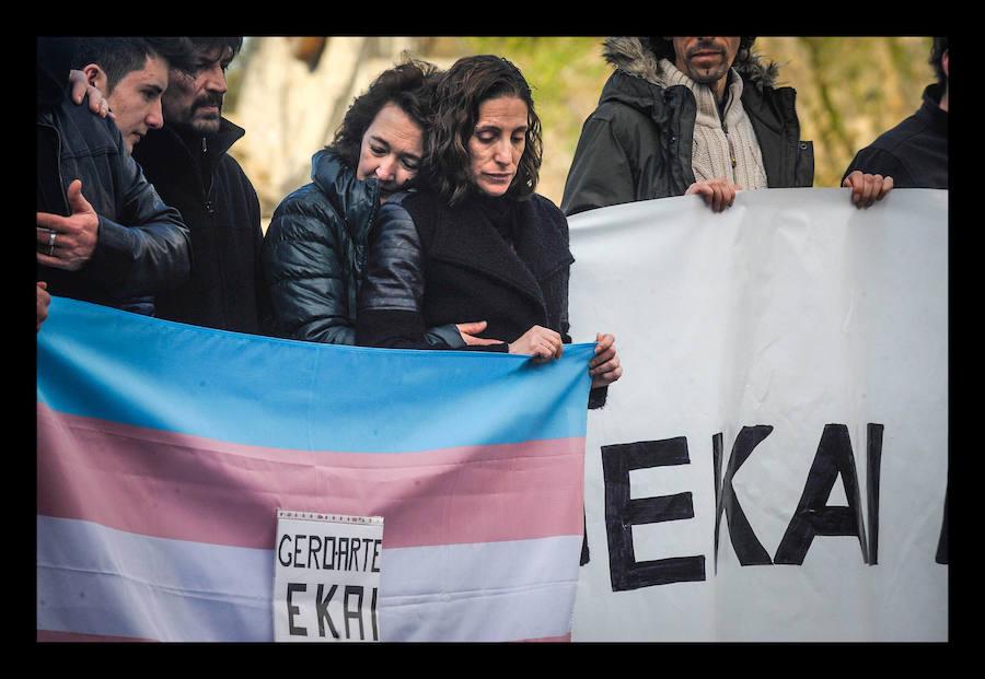 Ondarroa brinda una emotiva despedida a Ekai