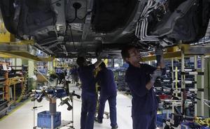 Euskadi es la segunda autonomía que más empleos creará este año en automoción