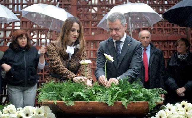 El Gobierno vasco convoca el 10 de marzo en Bilbao un acto de reconocimiento a las víctimas del terrorismo
