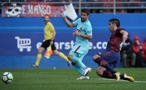 El Barça responde a la exigencia del Eibar antes de la Champions
