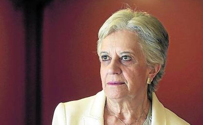 Victoria Camps: «'Condenar' es una palabra maldita para quien no quiere reconocer el error»