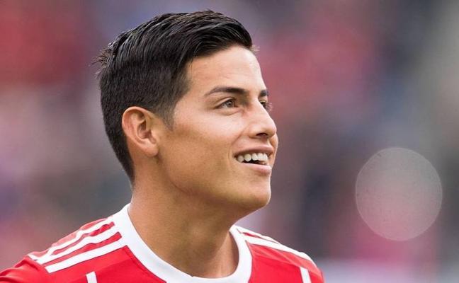 James recupera la sonrisa en Alemania