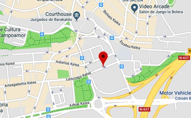 Detenidos dos hombres con antecedentes por robar en un local hostelero en Barakaldo
