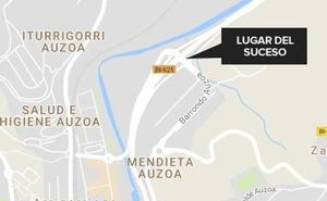 Cinco heridos, tres de ellos menores, en un accidente de tráfico en Zaratamo
