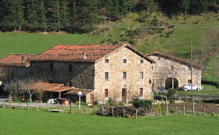 La pequeña Suiza a los pies del Anboto en Urkiola