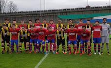 El Basconia coge aire al imponerse por 3-0 al Anaitasuna, rival directo