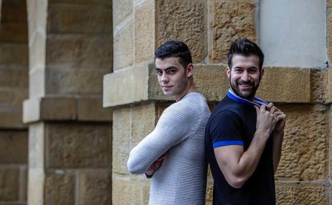 Los dos guapos de Amorebieta que lucharán por el título de Míster España