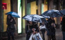 Extienden hasta el martes el aviso amarillo por fuertes lluvias