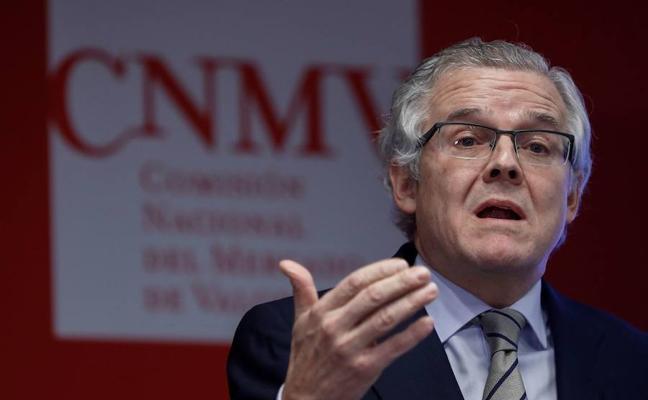 La CNMV busca profesionales a 33.734 euros para abrir oficina en Bilbao