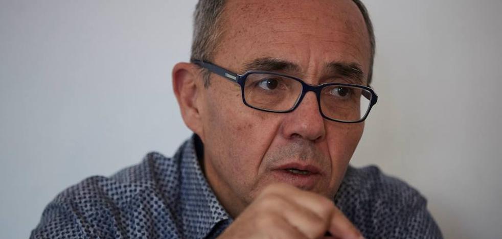 Joan Coscubiela: «No pienso alinearme con ninguno de los dos frentes»