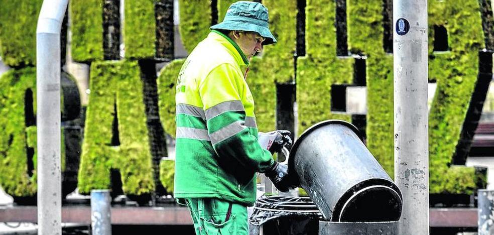 FCC planea abandonar la limpieza de Vitoria