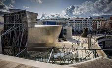 La Diputación descarta ampliar esta legislatura el Bellas Artes y el Guggenheim