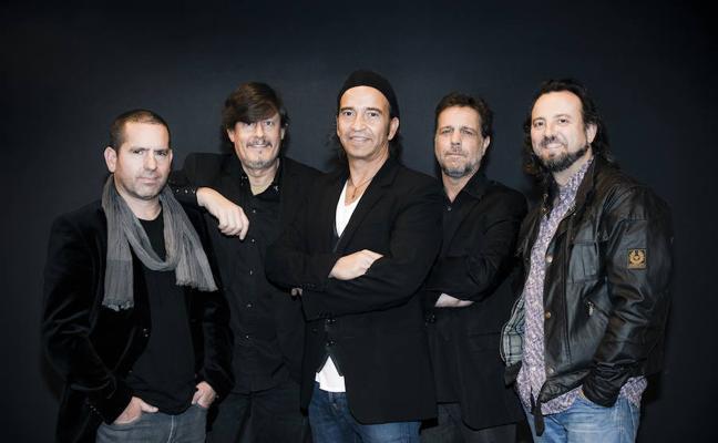 Los Secretos actuarán en Bilbao el 29 de junio