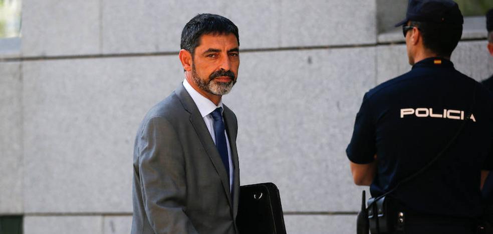 Imputan otro delito de sedición a Trapero por facilitar el 1-O