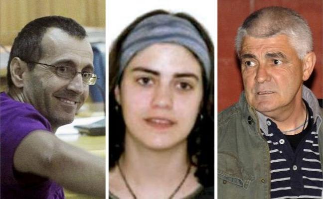 Los tres exetarras encargados de las prisiones que no consiguen mantener la disciplina entre los presos