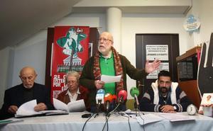 Los 'pichis' pretenden llevar a Europa su «discriminación» en Vitoria
