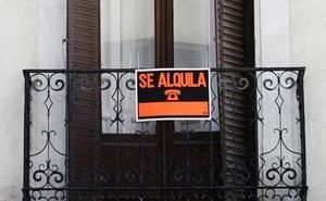 El precio del alquiler sigue desbocado en Bizkaia y roza su récord histórico