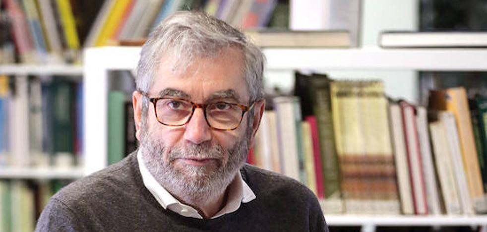 Antonio Muñoz Molina: «Existe una posibilidad de belleza también en el ruido»