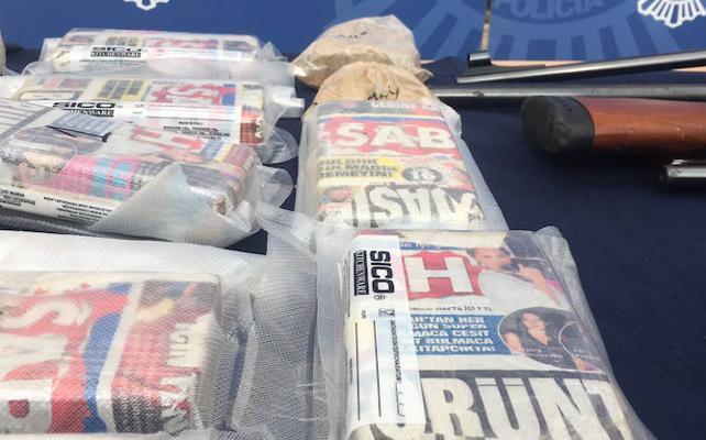 Cae una de las mayores organizaciones dedicadas al tráfico de heroína en el sur de España