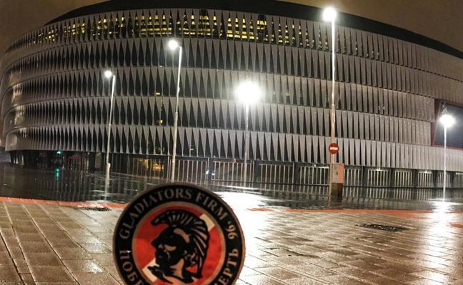 La Ertzaintza pide a la afición del Athletic que «no entre en provocaciones» de los ultras del Spartak